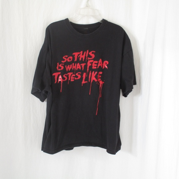 Other - SO THIS IS WHAT FEAR TASTES LIKE Short Sleeve Tee